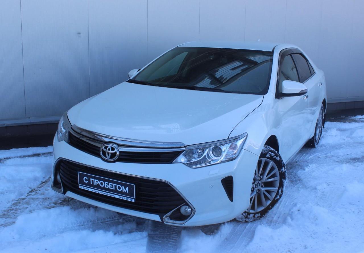 Toyota Camry Sedan 2017 - 2018