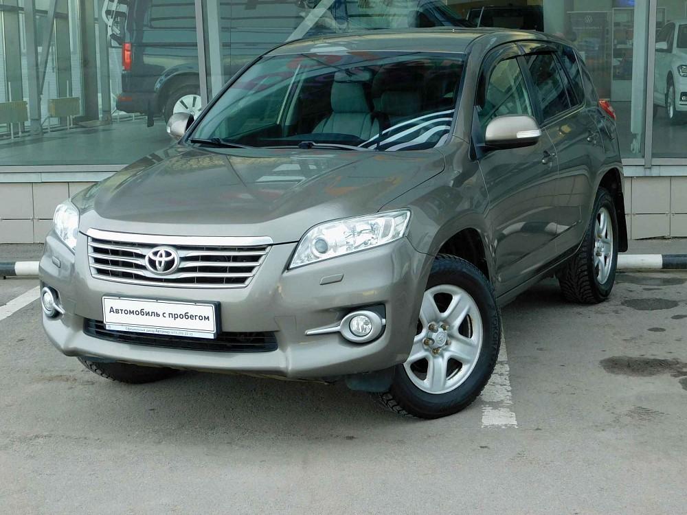 Toyota RAV4 2009 - 2014