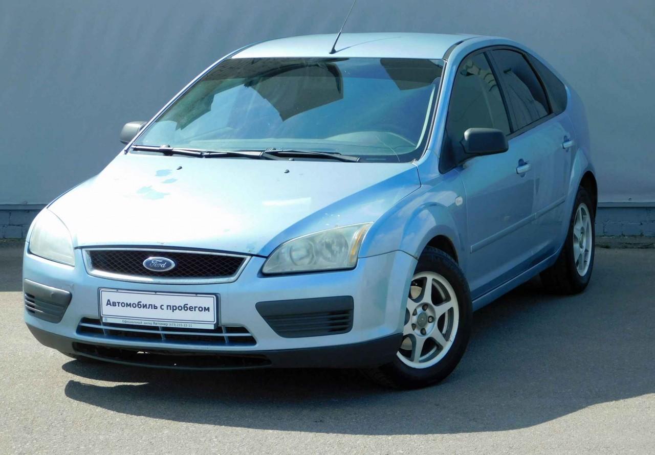Ford Focus Hatchback 2005 - 2008