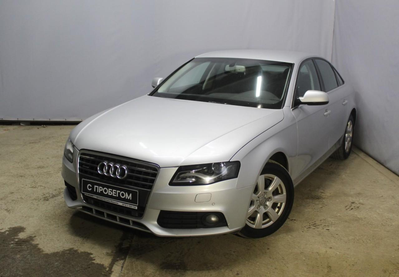 Audi A4 Sedan 2007 - 2011
