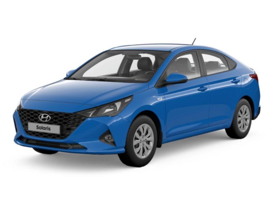 Hyundai Solaris Sedan 2010 - 2014