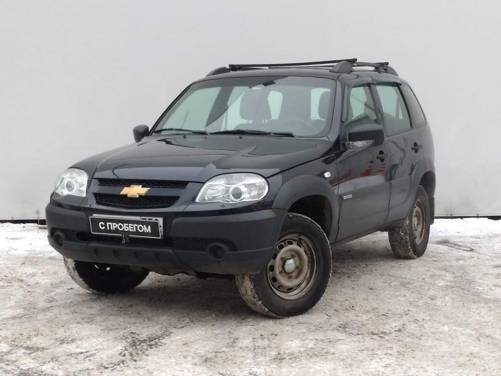 Chevrolet Niva 2009 - по н.в.