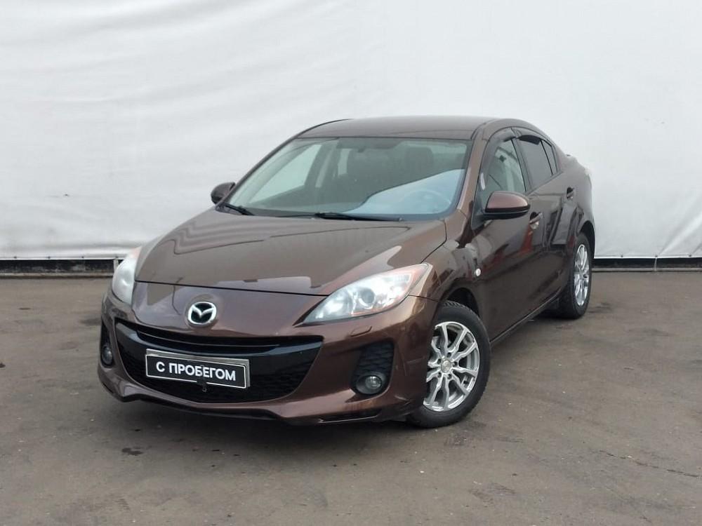 Mazda 3 Sedan 2011 - 2013